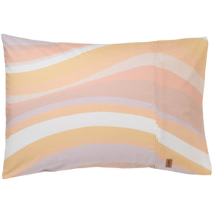 Ripple Cotton Single Pillowcase