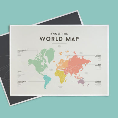 World Map Chart