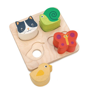 Touch Animal Sensory Tray