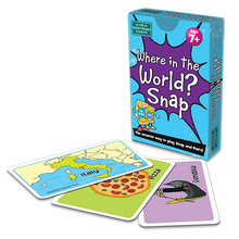 Where in the World Snap Pack