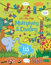 Lift-the-Flap Multiplying and Dividing