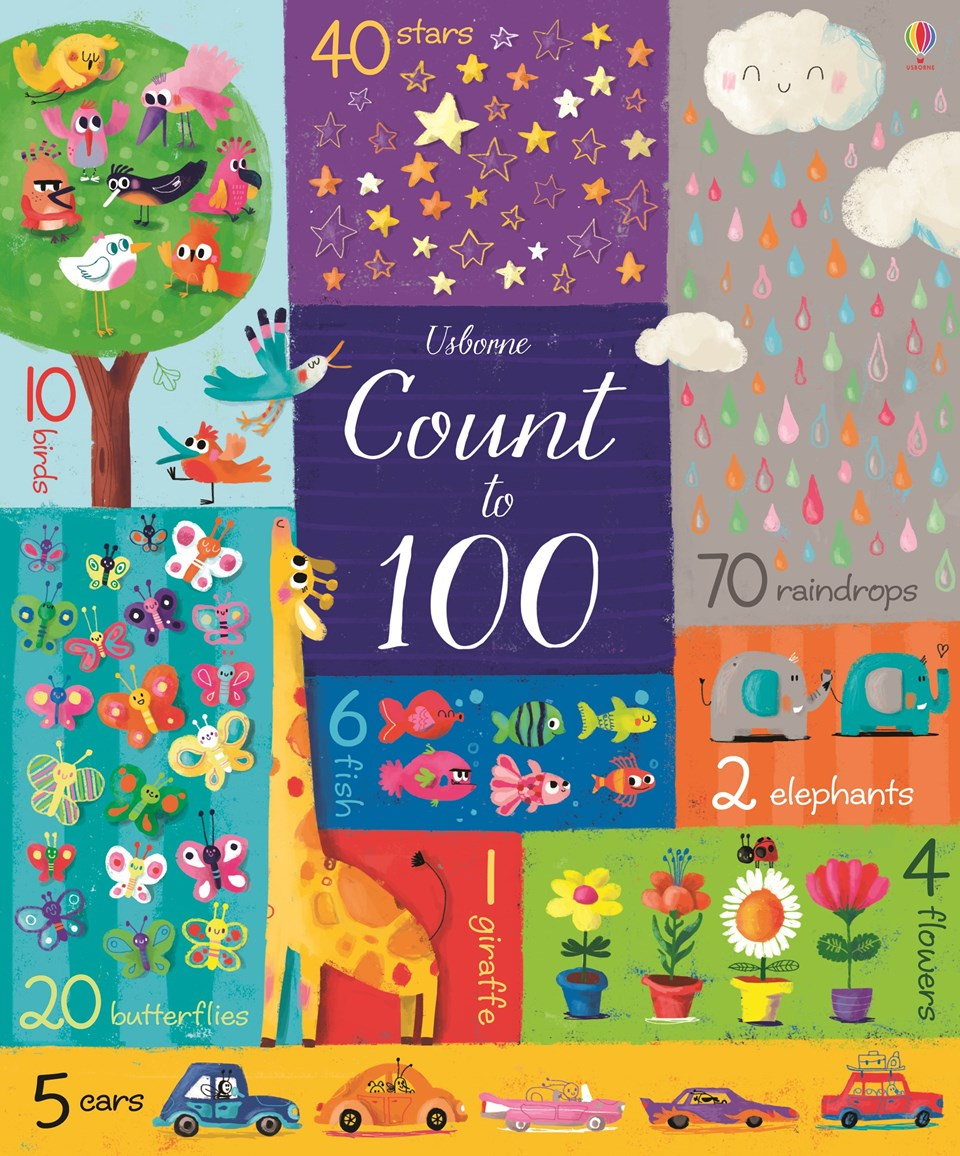 Usborne Count to 100
