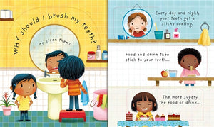 Lift-The-Flap Very First Questions And Answers: Why Should I Brush My Teeth?