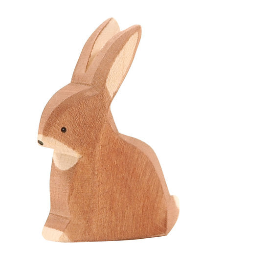 Ostheimer Wooden Rabbit Sitting