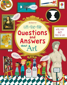 Lift the Flap Questions and Answers about Art