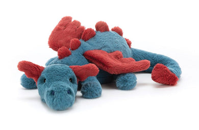 Medium Dexter Dragon Jellycat