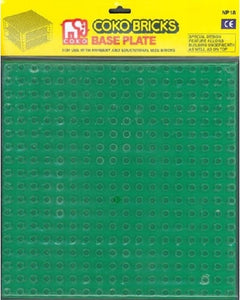 Large Green Base Plate