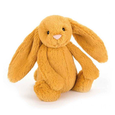 Bashful Saffron Bunny Medium Jellycat