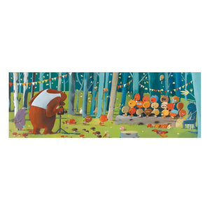Forest Friends 100pc Gallery Puzzle