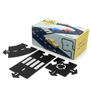 Waytoplay King of the Road Set - 40 pcs way to play