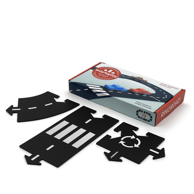 Waytoplay Ring Road Set 12 pcs Way to Play