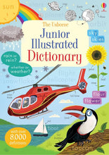 Junior Illustrated English Dictionary