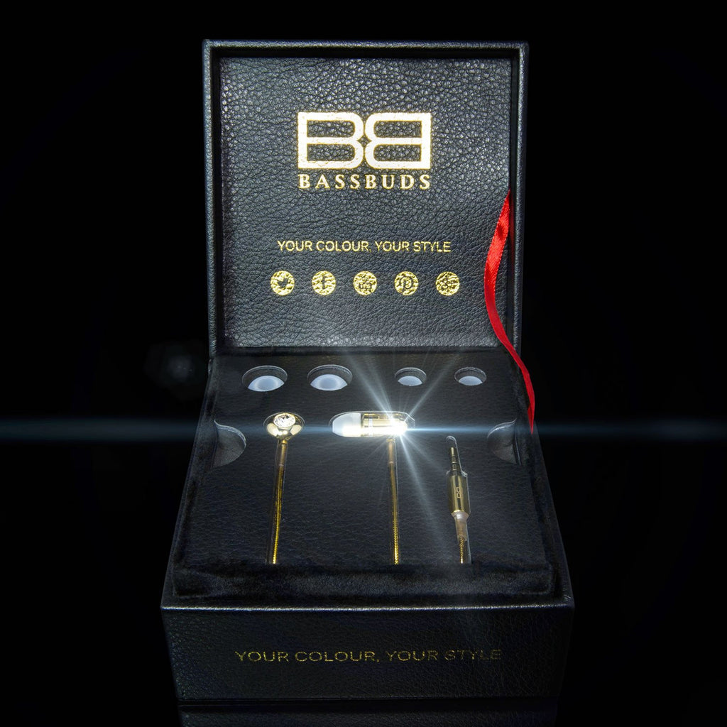 24 Karat Gold BassBuds - LA Swap Meet