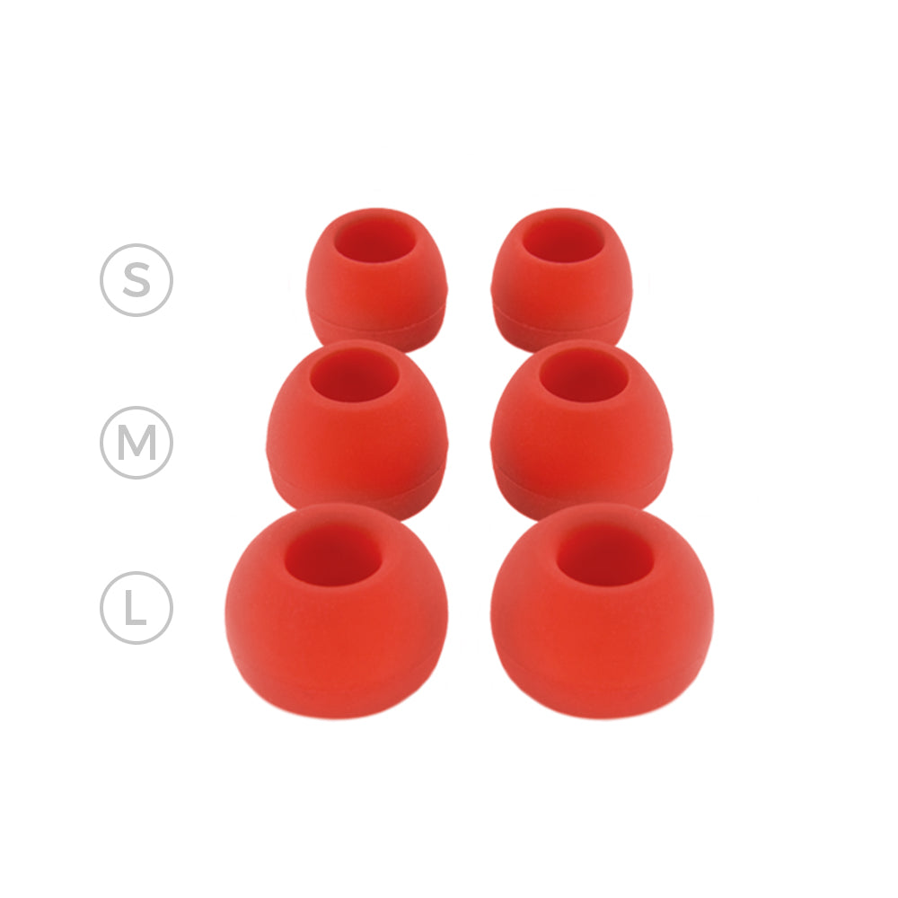 BassBuds - Silicone EarBuds