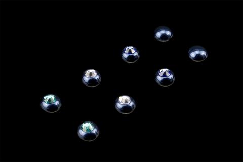 3 x Swarovski Crystal Caps for your BassBuds I.C.E (6 Pairs)