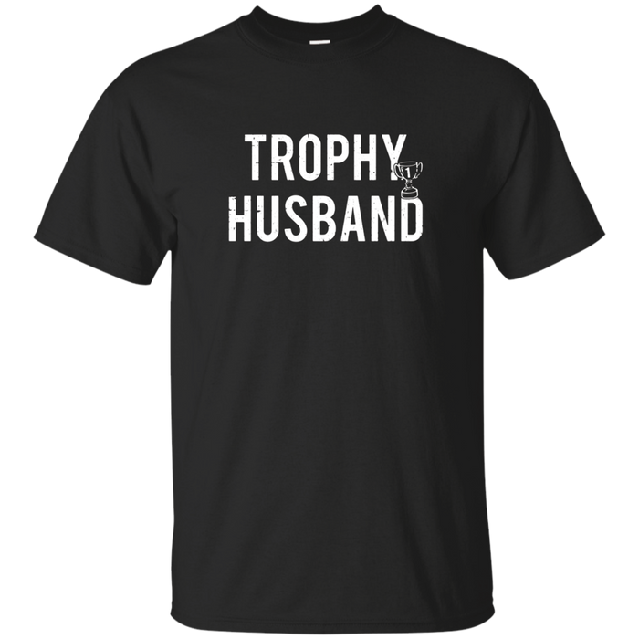 The World's Greatest Husband Trophy T-Shirt