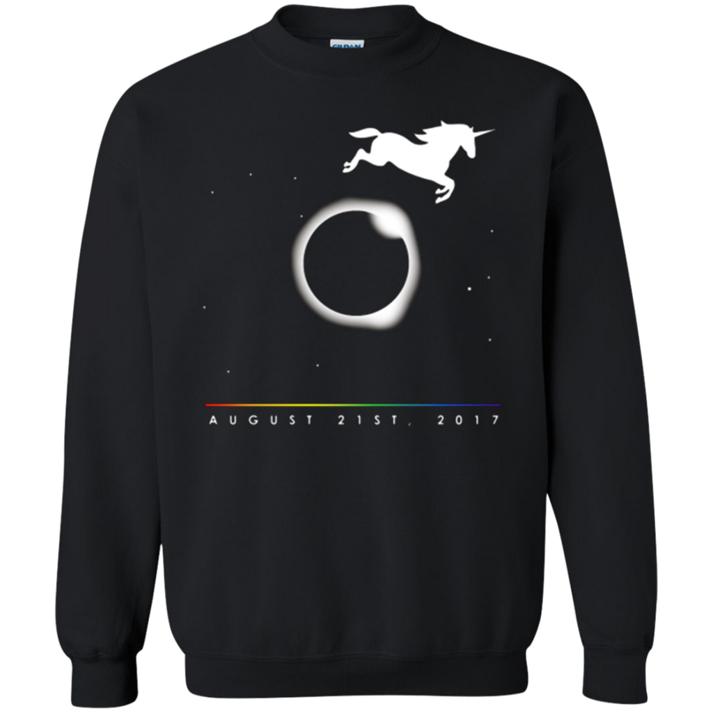 America's Magical Solar Eclipse Shirt, August 2017 Unicorn