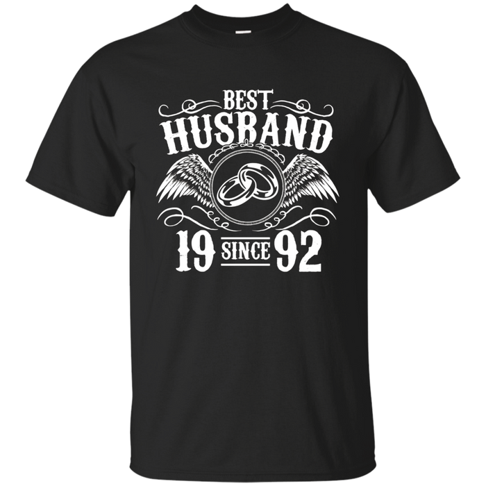 Great T-Shirt For Husband. 25th Wedding Anniversary Gift .