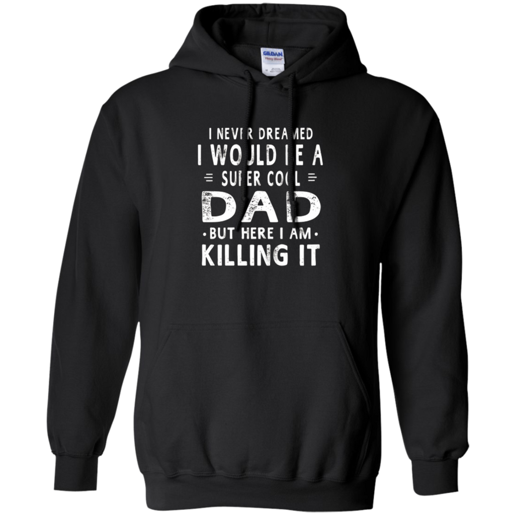 A Super Cool Dad Daddy Fathers Day Gift Men T Shirt