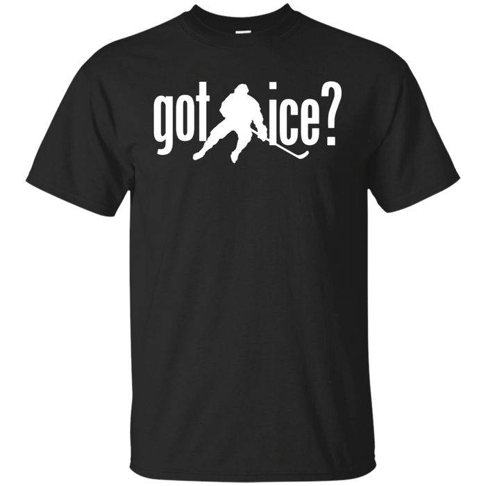 Hockey T-Shirt Got Ice T-Shirt