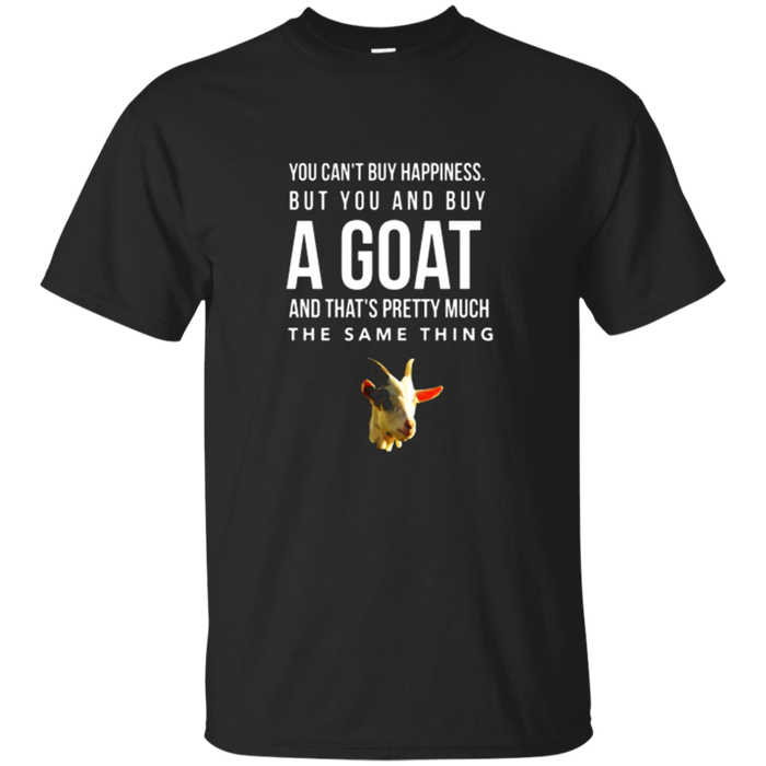 Happiness Goats T-Shirt Design