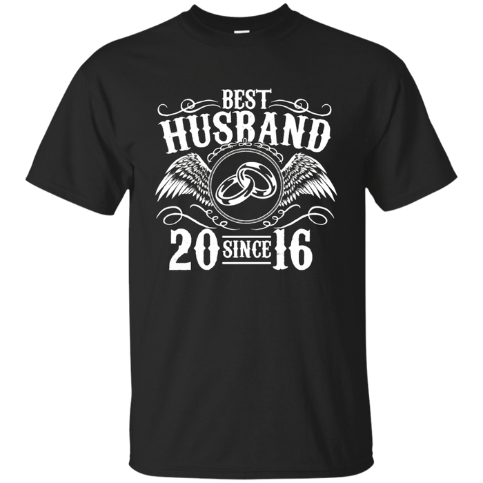 Great T-Shirt For Husband. 1st Wedding Anniversary Gift .