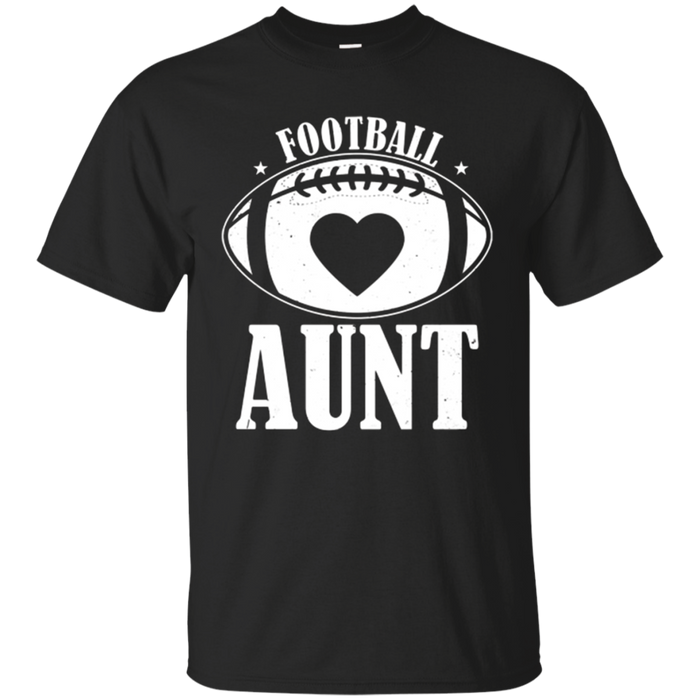 Football Aunt t-shirt Nephew Plays Football