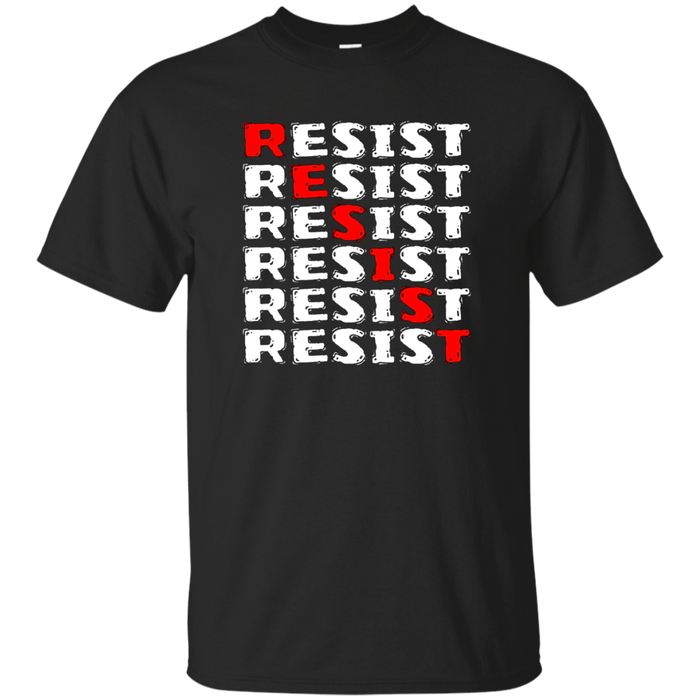 RESIST Protest and March Anti-Trump T-Shirt