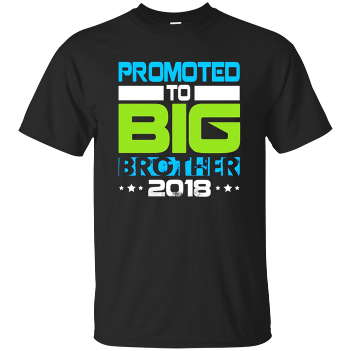 Promoted to Big Brother 2018 T-shirt - Tshirt for Men