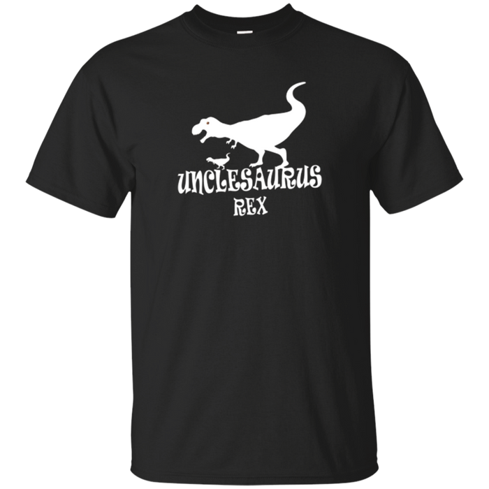 Unclesaurus Rex T-shirt | Uncle Gift