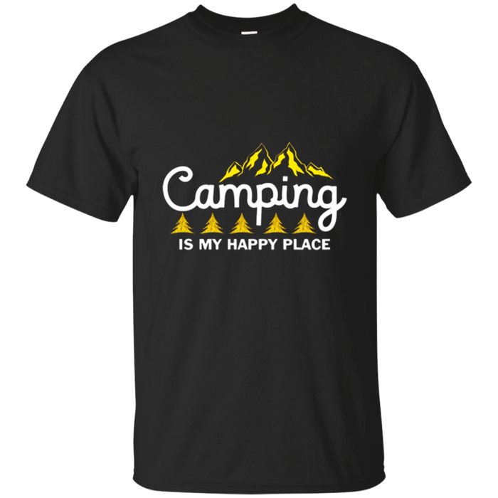 Funny Camping T Shirt Camping Hiking Camping Lovers T-Shirt