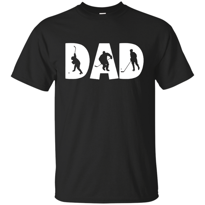 Hockey Dad T SHIRT
