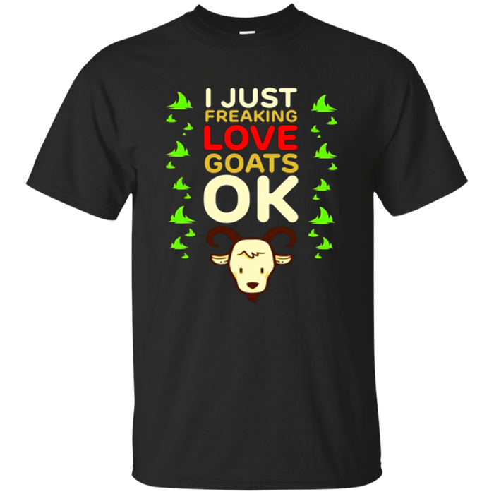 Goats Christmas T-Shirt