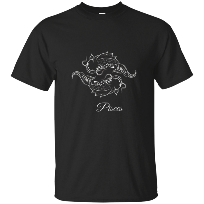 ZODIAC SIGN PISCES T-Shirt(February 19 until March 20)