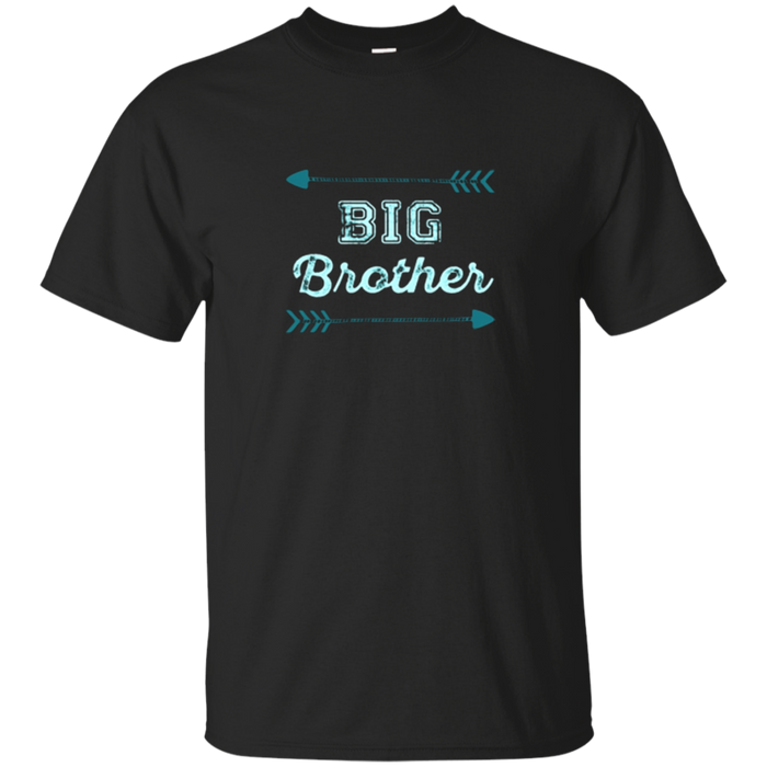 Big Brother Elder Brother Gift T-Shirt For Boys
