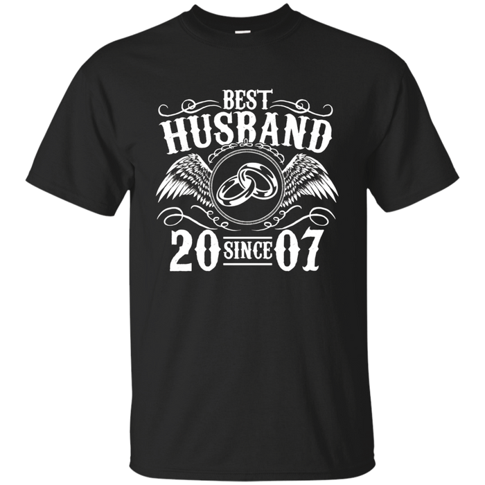 Great T-Shirt For Husband. 10th Wedding Anniversary Gift .