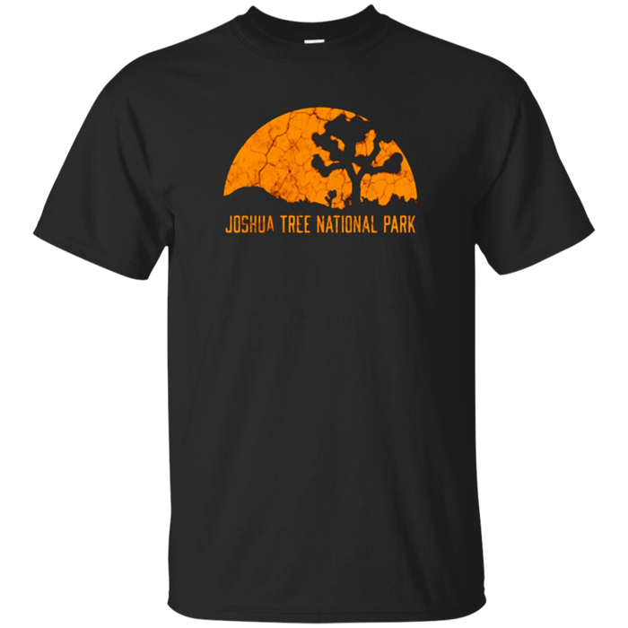 Joshua Tree National Park Hiking Camping Keepsake T Shirt