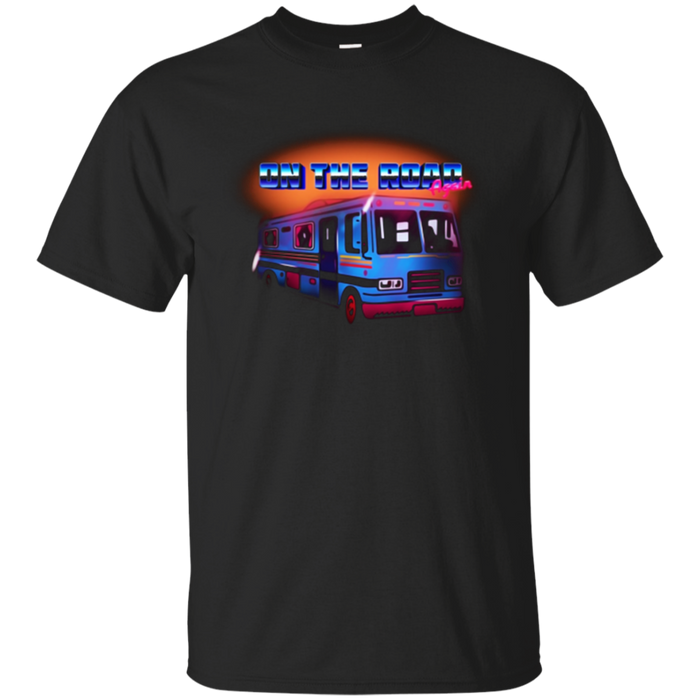 On the Road Again, Recreational Vehicle RV Camping T-Shirt