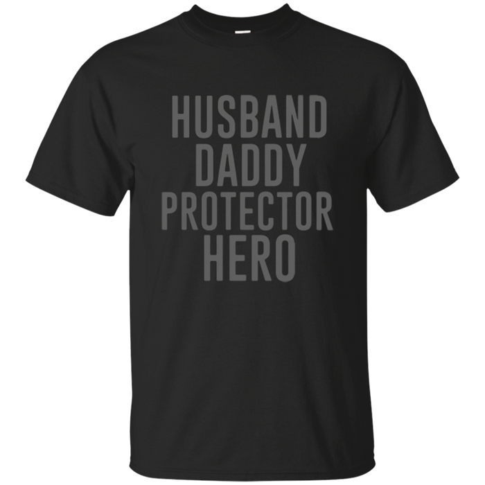 Epic Father T-shirt Proud Dad Hero Tee
