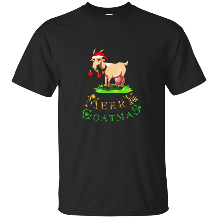Christmas Merry Goatmas Goat Shirt
