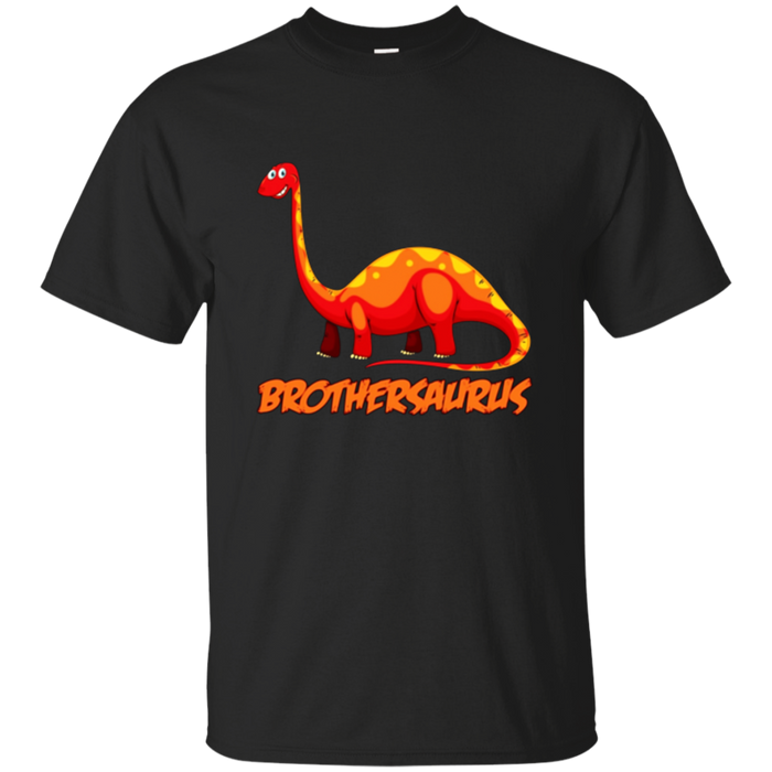 Big Brother Dinosaur Little Boys Youth T-Shirt