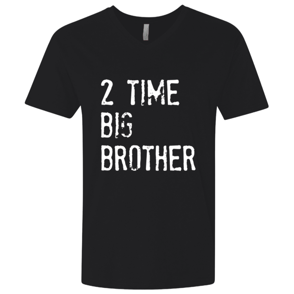 2 Time Big Brother t-shirt