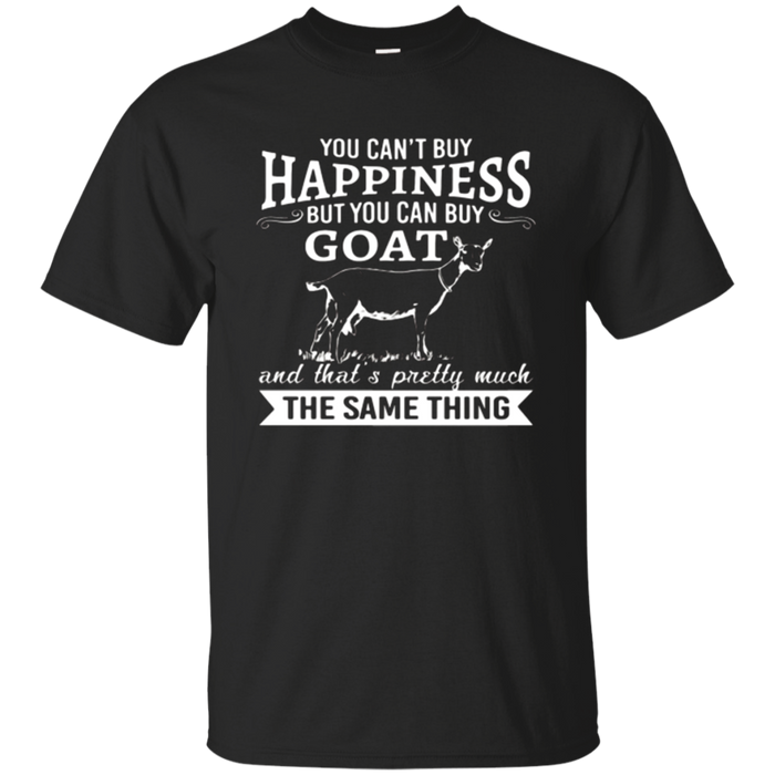 Happiness Goats Christmas Shirt