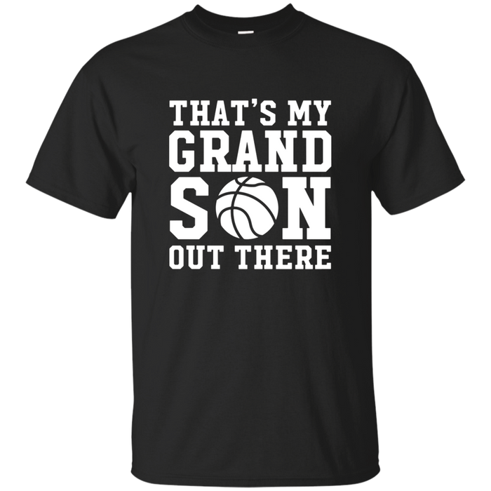 My Grandson Cute Grandparents Grandma Grandpa T-Shirt
