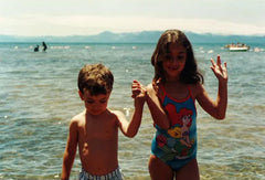 1990s swimwear. Coco and Me Swim