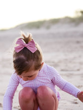 Lily - Long Sleeve Swimsuit - Coco & Me - Children's swimwear - Australian swimwear - sun safe - UPF 50+ - Australian kids swimwear