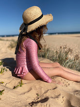 Rose - Restock in September - Coco & Me - Children's swimwear - Australian swimwear - sun safe - UPF 50+ - Australian kids swimwear