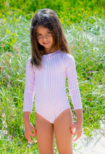 MADISON LONG SLEEVE SWIMSUIT