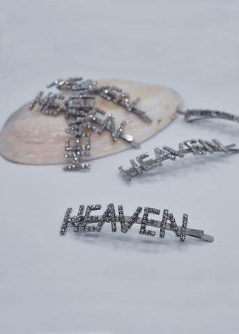 Heaven barrette