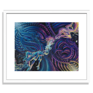 Cosmic Connection Open Edition Print